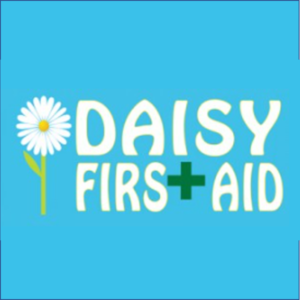 Daisy First Aid Logo with MummyJobs
