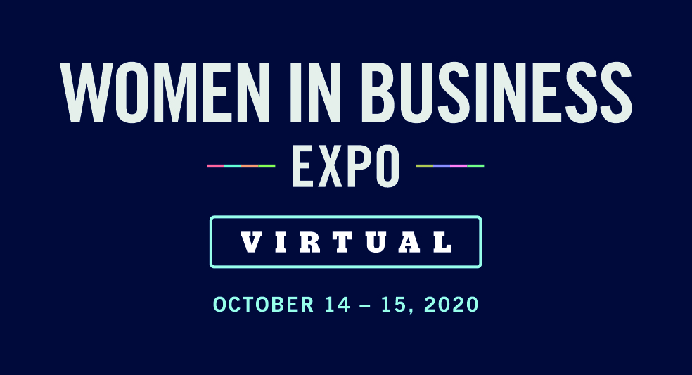 Women in business Expo Virtual 14 - 15 Oct