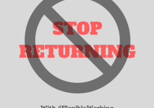 STOP RETURNING